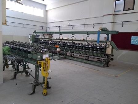 Yarn Manufacturing Lab | NEDUET Textile Department Website