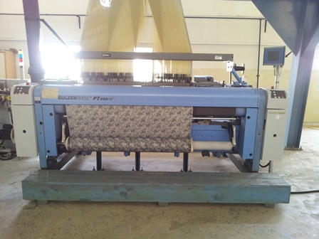 Fabric Manufacturing Lab | NEDUET Textile Department Website